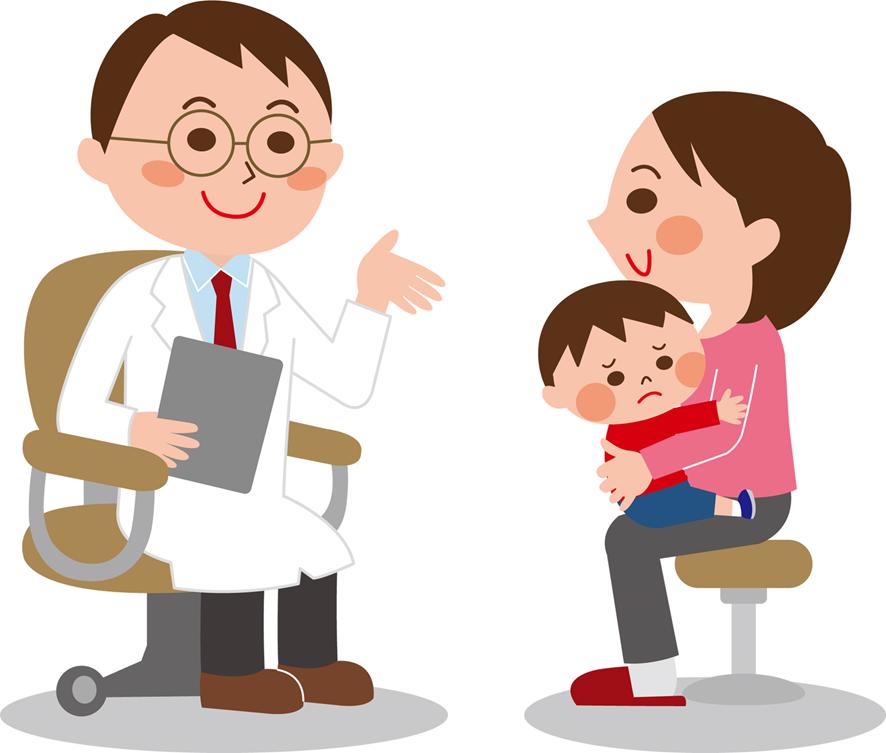 赤ちゃんの健診