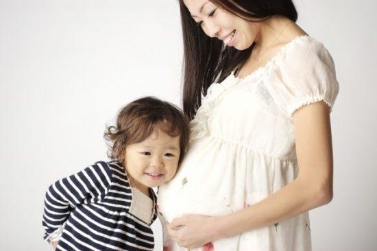 妊娠中の抱っこ